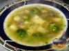 Фото к рецепту: Cуп с брюссельской капустой