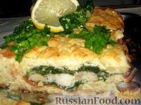 Фото приготовления рецепта: Рыба в мундире - шаг №5