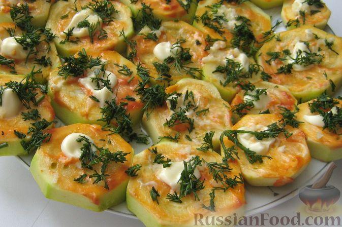 Как запечь кабачки с сыром в духовке