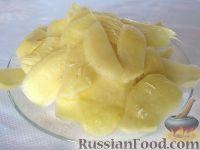 Фото приготовления рецепта: Маринованный имбирь - шаг №3