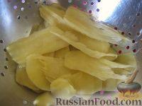 Фото приготовления рецепта: Маринованный имбирь - шаг №5