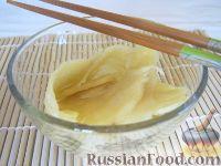 Фото приготовления рецепта: Маринованный имбирь - шаг №10