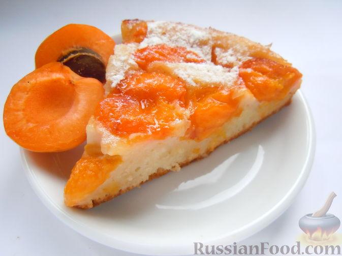 Рецепты пирожков с абрикосами 49