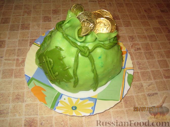 Торты торт в виде елки желейный торт