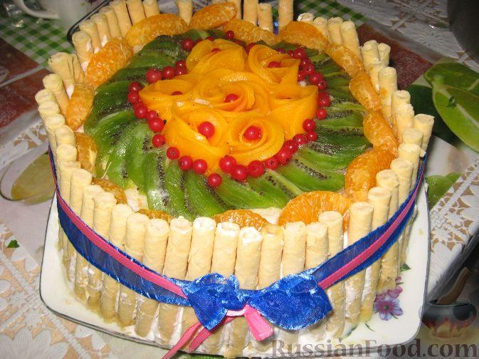 Рецепт торт очарование на russianfood com