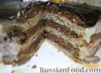 Фото к рецепту: Торт «Сметанник»