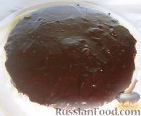 Фото приготовления рецепта: Торт «Сметанник» - шаг №20