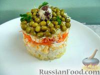 Фото к рецепту: Салат с редькой