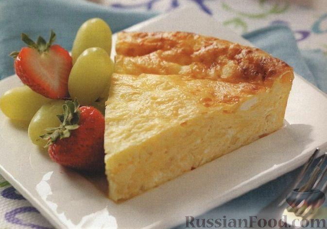 Сирний кекс рецепт з