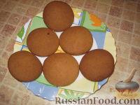 """Фото приготовления рецепта: Торт """"Машинка Маккуин"""" (Тачки) (пошагово) - шаг №1"""