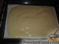 """Фото приготовления рецепта: Торт """"Машинка Маккуин"""" (Тачки) (пошагово) - шаг №5"""