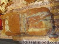 """Фото приготовления рецепта: Торт """"Машинка Маккуин"""" (Тачки) (пошагово) - шаг №16"""