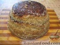 """Фото приготовления рецепта: МК Торт """"Домик Смурфиков"""" (пошагово) - шаг №4"""