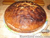 """Фото приготовления рецепта: МК Торт """"Домик Смурфиков"""" (пошагово) - шаг №6"""