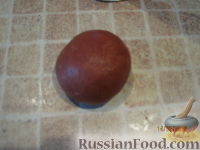 """Фото приготовления рецепта: МК Торт """"Домик Смурфиков"""" (пошагово) - шаг №9"""
