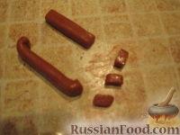 """Фото приготовления рецепта: МК Торт """"Домик Смурфиков"""" (пошагово) - шаг №13"""