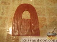 """Фото приготовления рецепта: МК Торт """"Домик Смурфиков"""" (пошагово) - шаг №15"""