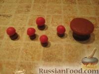 """Фото приготовления рецепта: МК Торт """"Домик Смурфиков"""" (пошагово) - шаг №16"""