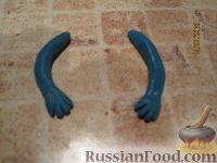 """Фото приготовления рецепта: МК Торт """"Домик Смурфиков"""" (пошагово) - шаг №19"""
