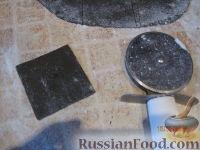 """Фото приготовления рецепта: МК Торт """"Домик Смурфиков"""" (пошагово) - шаг №23"""