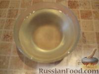 Фото приготовления рецепта: МК Торт творожный с Китти (разукрашка пошагово) - шаг №3