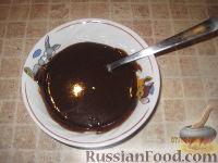 Фото приготовления рецепта: МК Торт творожный с Китти (разукрашка пошагово) - шаг №9