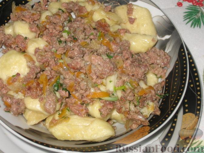 Куриный суп с галушками - пошаговый рецепт с фото 38