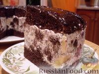 Фото приготовления рецепта: Торт Африканская ромашка - шаг №3