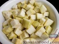 Фото приготовления рецепта: Баклажаны, особым способом приготовленные - шаг №2