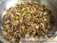 Фото приготовления рецепта: Баклажаны, особым способом приготовленные - шаг №5