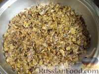 Фото приготовления рецепта: Баклажаны, особым способом приготовленные - шаг №6
