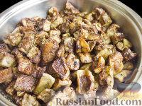 Фото приготовления рецепта: Баклажаны, особым способом приготовленные - шаг №7