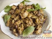 Фото приготовления рецепта: Баклажаны, особым способом приготовленные - шаг №8