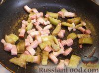 """Фото приготовления рецепта: Омлет """"Сытный завтрак"""" - шаг №1"""