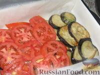 Фото приготовления рецепта: Баклажанная запеканка с капустой и перцем - шаг №3