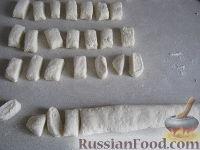 Фото приготовления рецепта: Ленивые вареники из творога - шаг №4