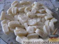 Фото приготовления рецепта: Ленивые вареники из творога - шаг №6