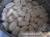 Фото приготовления рецепта: Ленивые вареники из творога - шаг №5
