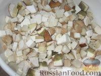 Фото приготовления рецепта: Маринованные белые грибы - шаг №6