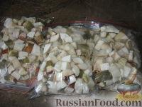 Фото приготовления рецепта: Маринованные белые грибы - шаг №7