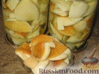 Фото приготовления рецепта: Маринованные белые грибы - шаг №5