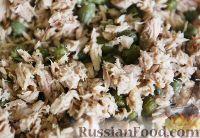 Фото приготовления рецепта: Фаршированные острые перчики - шаг №4