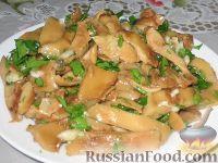 Фото к рецепту: Рыжики соленые