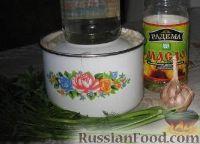 Фото приготовления рецепта: Рыжики соленые - шаг №3