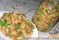 Фото приготовления рецепта: Рыжики соленые - шаг №6