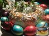 Фото к рецепту: Пасхальный коричный бисквит