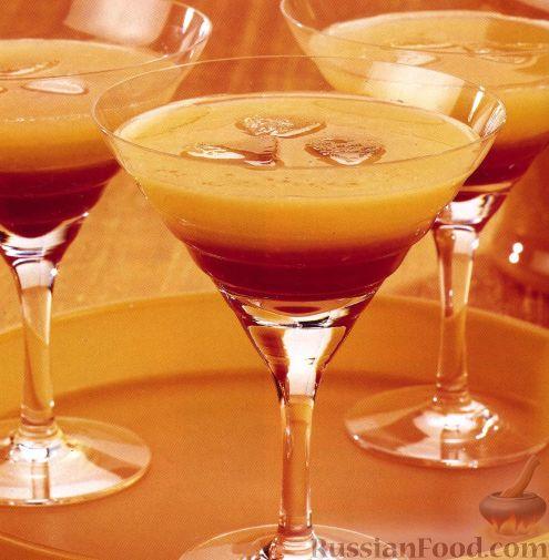 Этот вариант популярного напитка для вечеринок можно смешать и охладить...