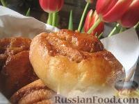 Фото к рецепту: Праздничные плюшки