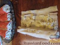 Фото приготовления рецепта: Оригинальная закуска - шаг №4