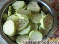 Фото приготовления рецепта: Икра из баклажанов (заготовка на зиму) - шаг №3